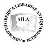 Asociacion de libros antiguos aila
